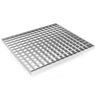 Stainless Steel Press Locked Gratings
